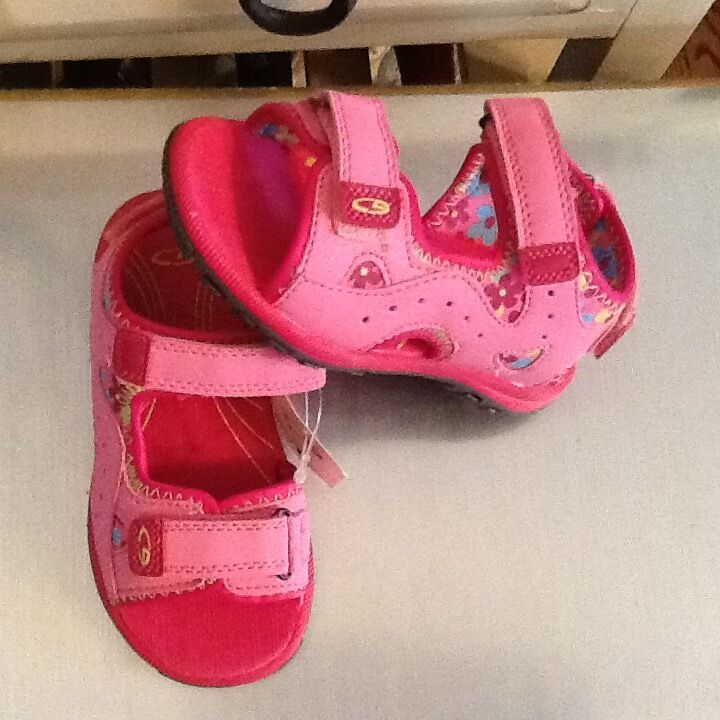 356f0cd1569fc Details about NWT - C9 by Champion® Toddler Girl s Pink Dru Athletic Sport  Sandals