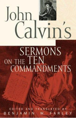 an overview of the calvin and theocracy teaching Myth — calvin ruled geneva as a theocracy: the only public office calvin   arrested, and examined twice regarding his teaching on the trinity.