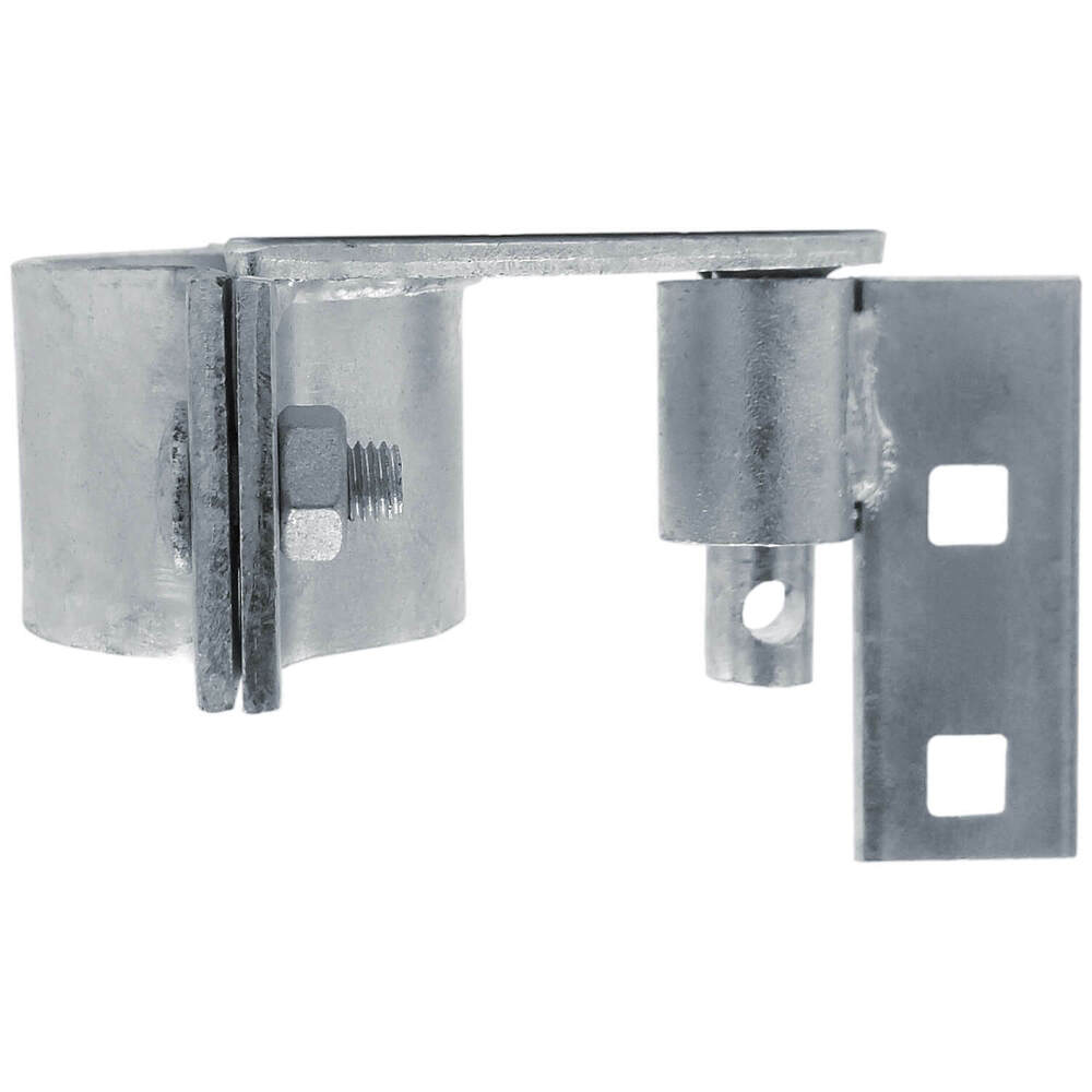 Rolling Sliding Gate Track Bracket For 1 5 8 Quot Track Pipe