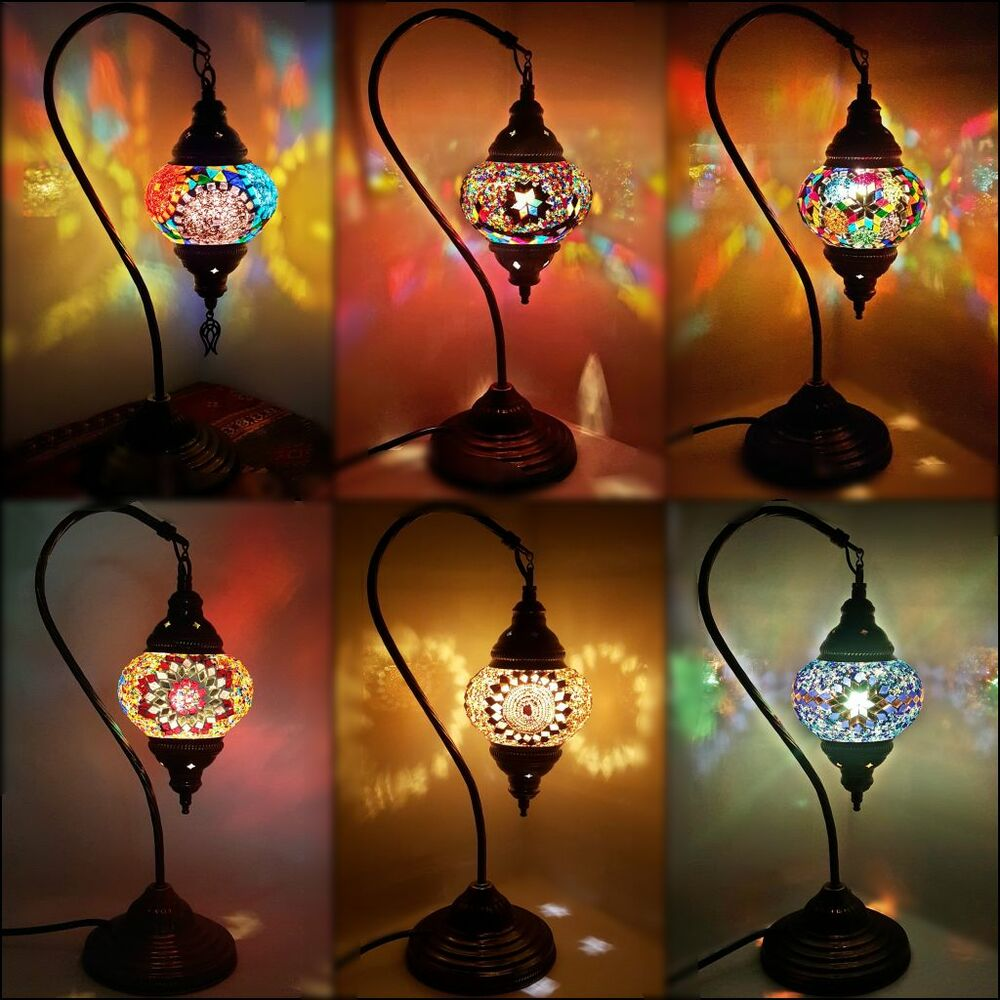 5000 Sold Turkish Moroccan Colourful Glass Mosaic Lamp