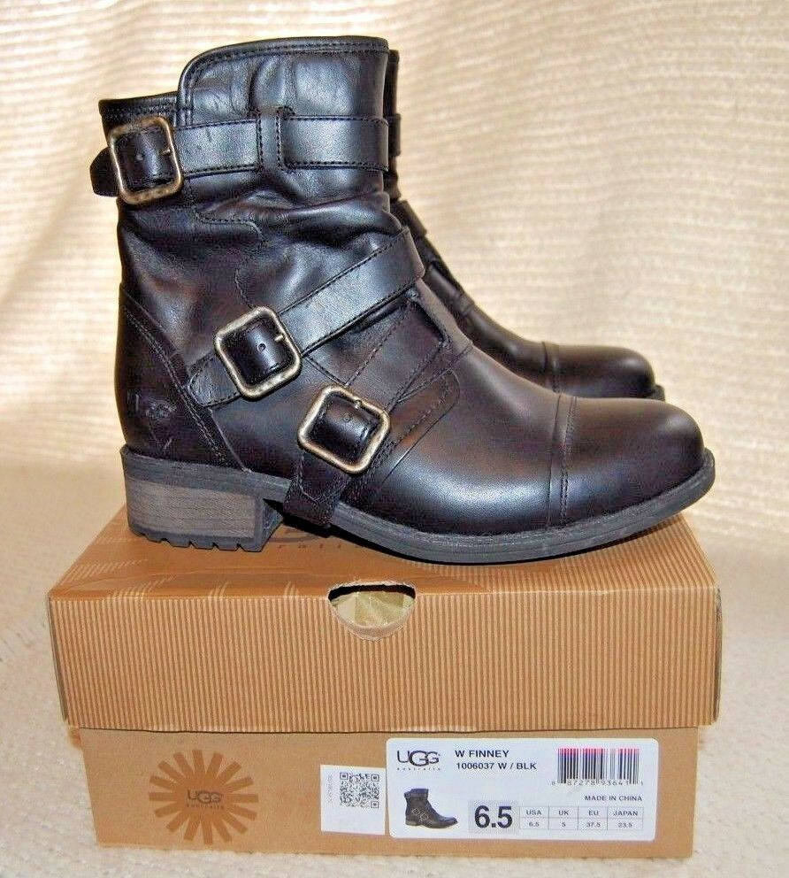 Motorcycle Boots Ankle S M 3