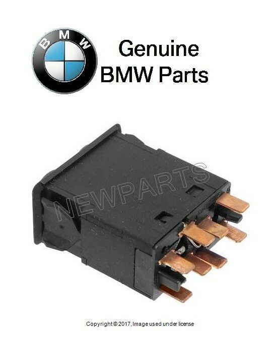 New Bmw E36 Z3 A C And Air Flow Control Switch Genuine 61 31 6 901 575 Ebay