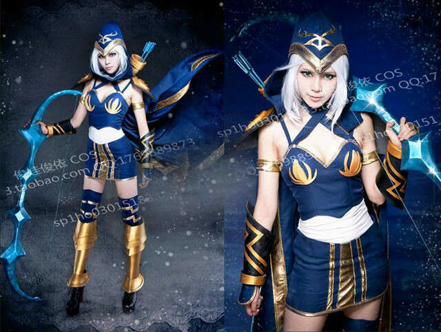 League of legends cosplay shop