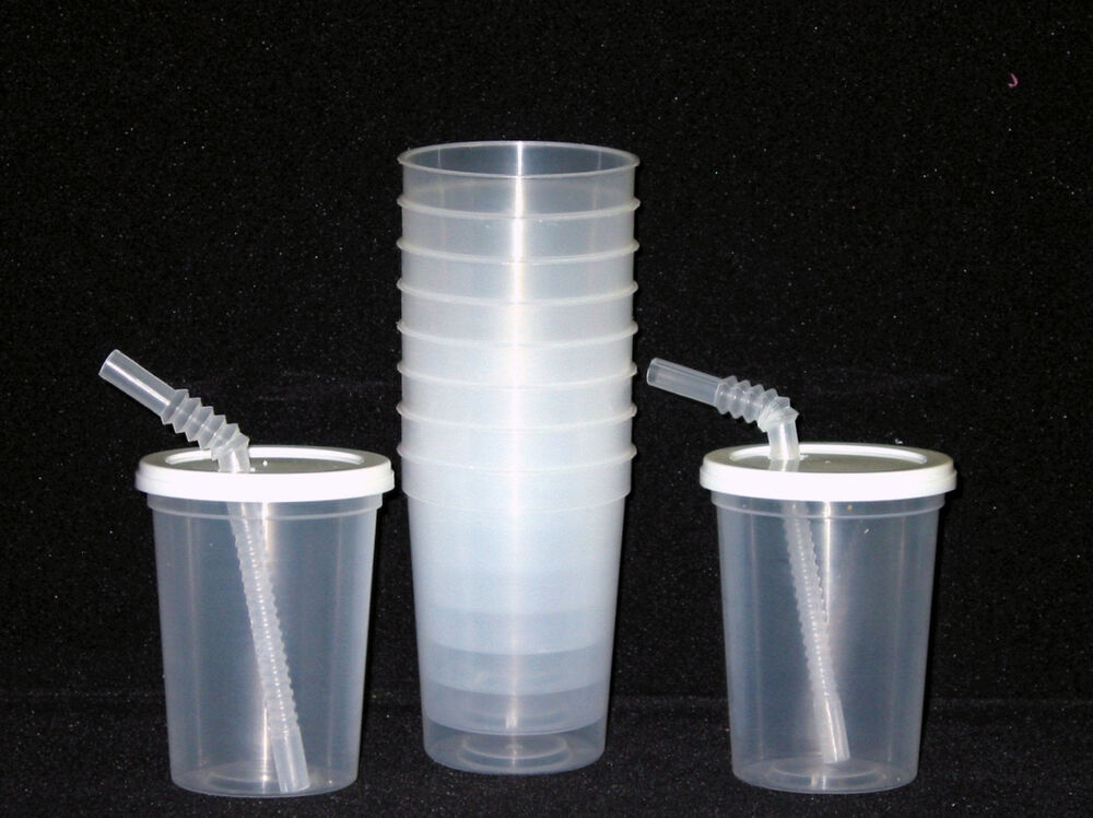 Plastic Drinking Glasses With Lids