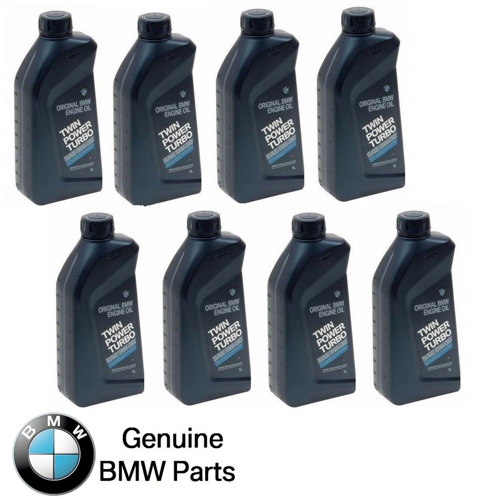 For BMW 5W-30 High Performance Fully Synthetic Engine Oil