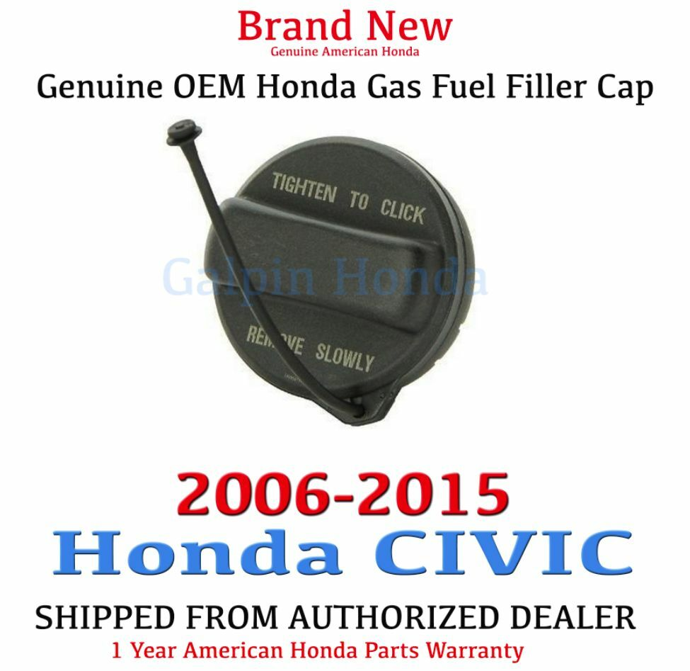 honda accord gas cap ebay autos post. Black Bedroom Furniture Sets. Home Design Ideas