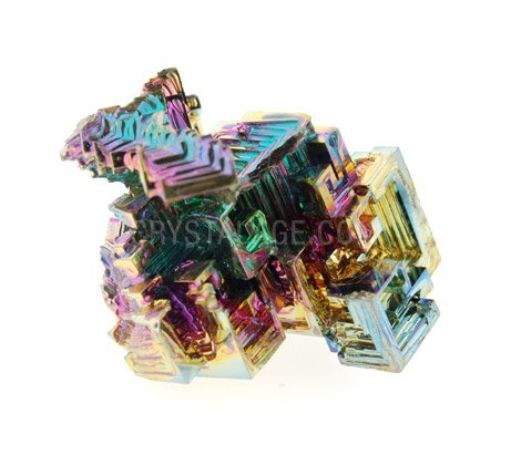 new bismuth crystal specimen bismuth large ebay. Black Bedroom Furniture Sets. Home Design Ideas