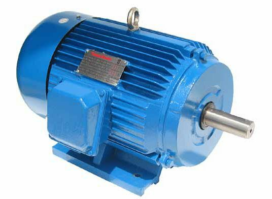 150 Hp Electric Motor 1800 Rpm 445t Inverter Duty Use On