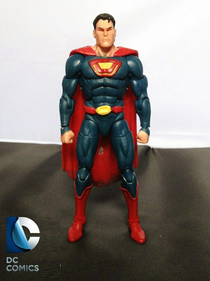 DC Collectibles New 52 Superman Ultraman Loose Action ...