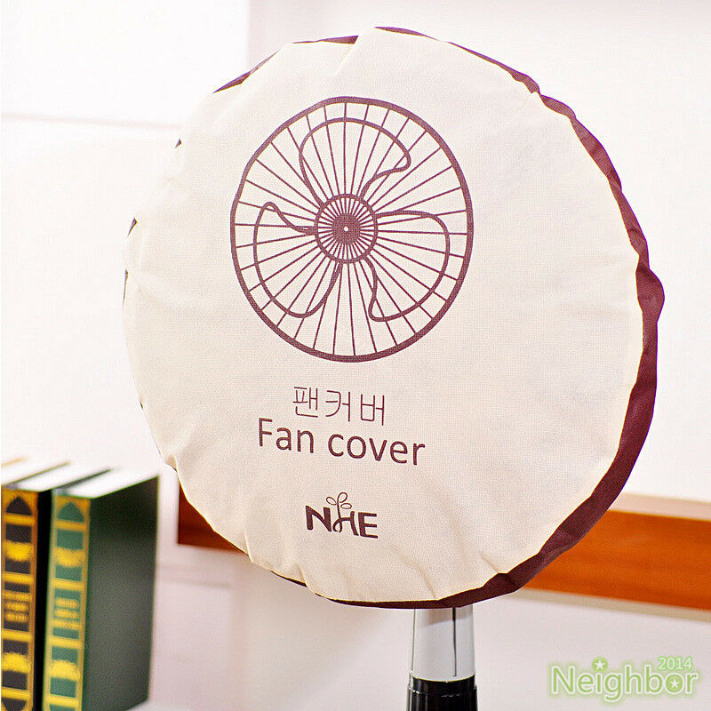 New Round Stand Fan Dust Cover Dustproof Anti Dust