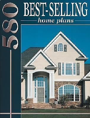 580 best selling home plans by metro books staff 2002 for Top rated house plans