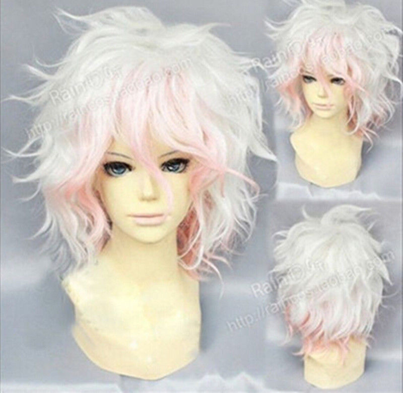 Komaeda With Natural Hair