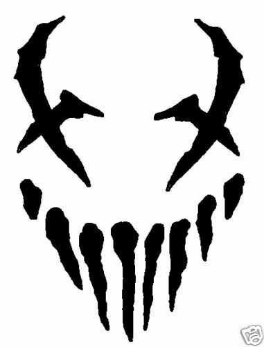 New Mushroomhead Vinyl Decal Varied Sizes And Colors