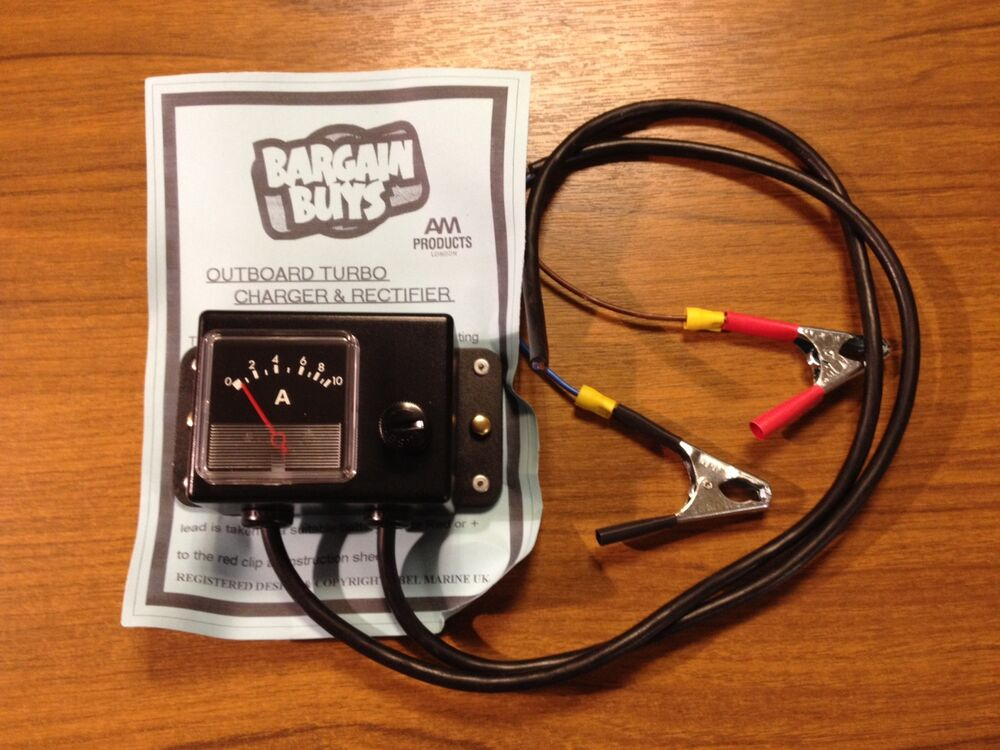 New Outboard Motor Rectifier Engine Battery Charging 6