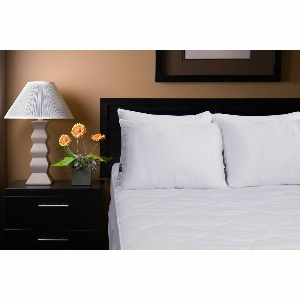 2 serta standard queen bed pillow pillows 2pk made in With bed pillows made in usa
