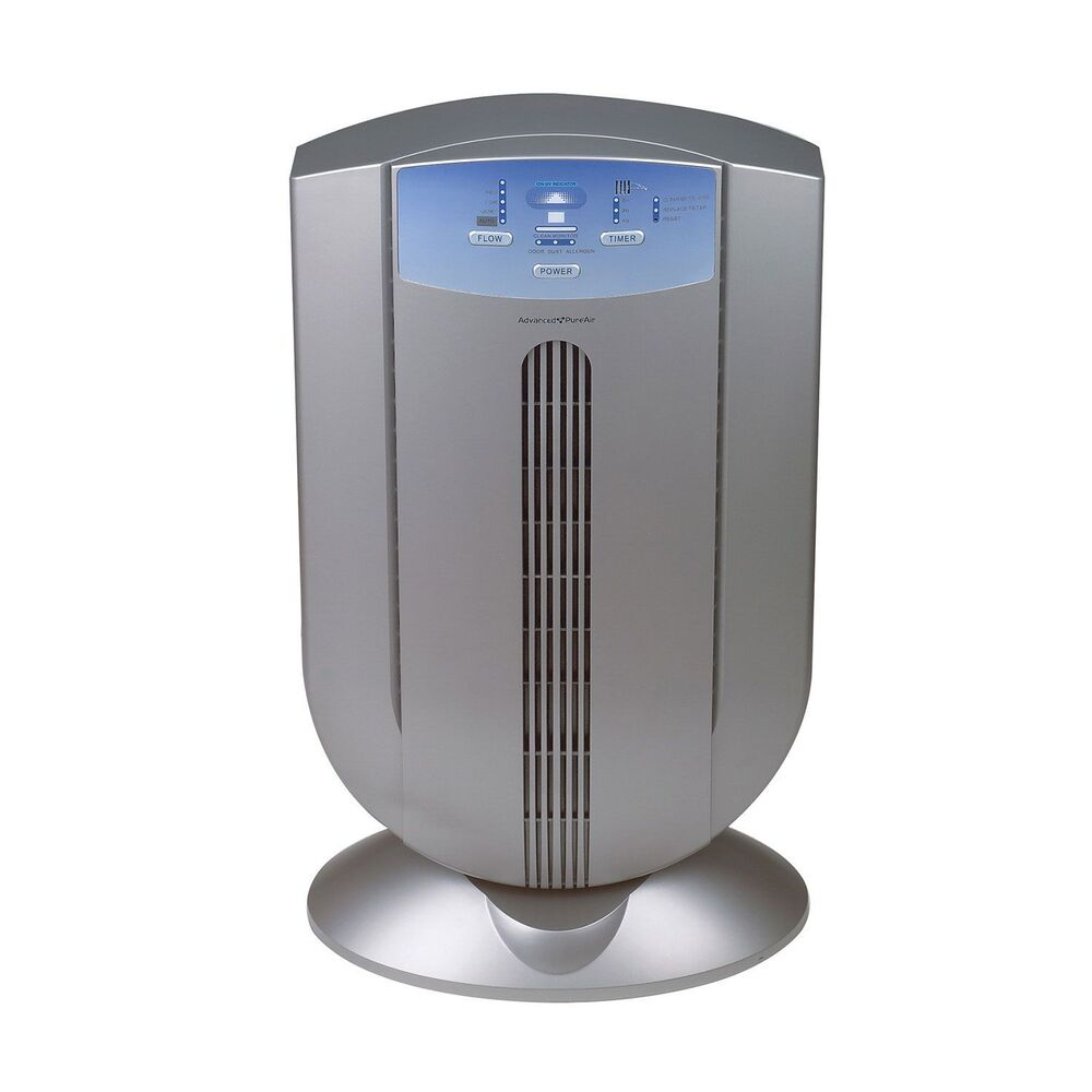 new hepa home air purifier 9 stage filter cleaner uv ionizer free shipping new 859856001132 ebay. Black Bedroom Furniture Sets. Home Design Ideas