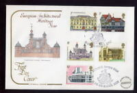 1975 Architecture St George's Chapel SPECIAL FDC