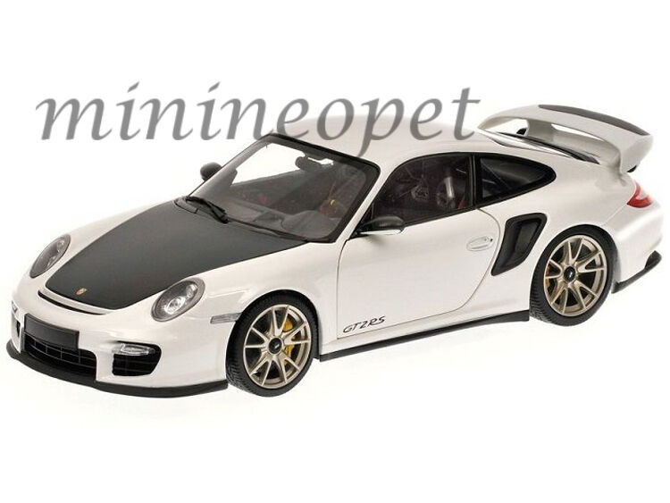 minichamps 100 069400 2011 porsche 911 997 gt2 rs 1 18. Black Bedroom Furniture Sets. Home Design Ideas