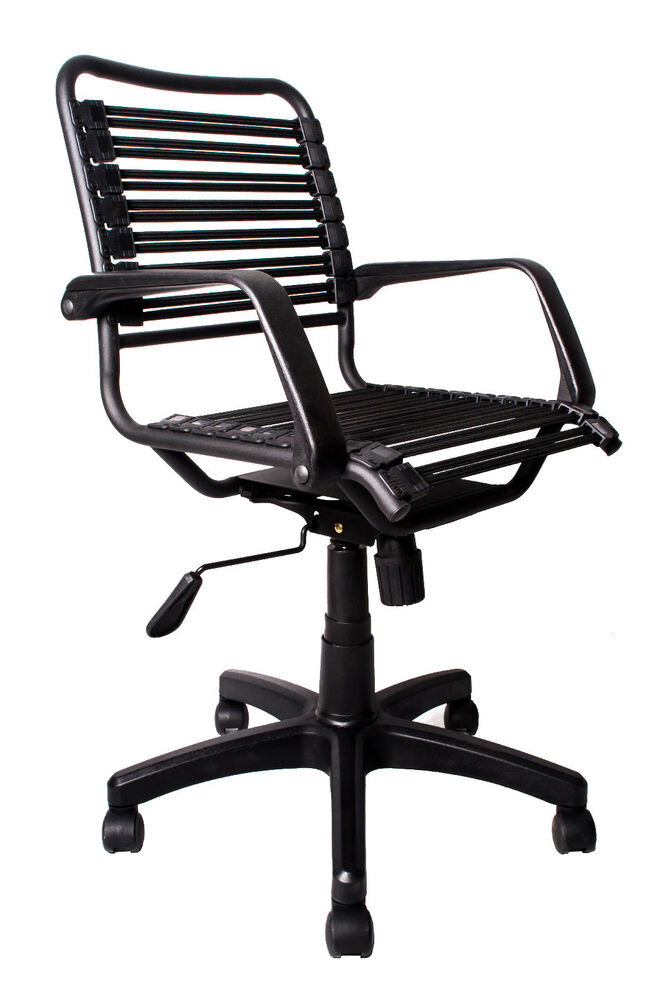Modern Bungee fice Chairs Black Brand New In Box