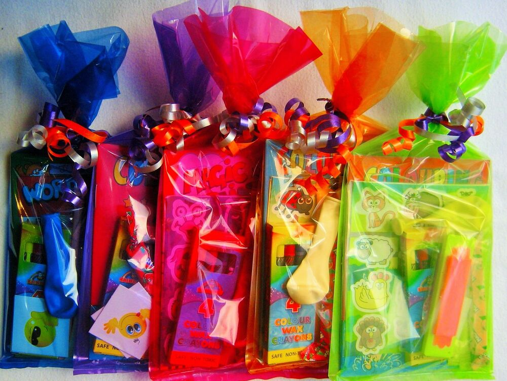 UNISEX GIRLS BOYS PRE FILLED PARTY BAGSWEDDING FAVORS  ~ 212735_Birthday Party Ideas Unisex