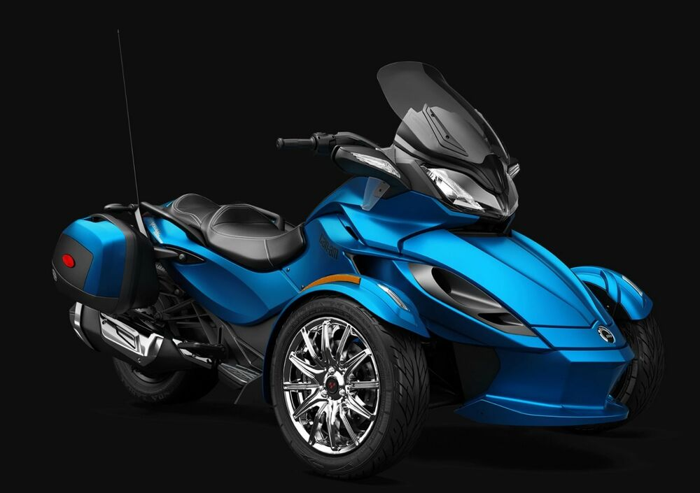 bajaron 39 s custom sway bar can am spyder rs rss st sts st ltd 2013 2014 2015 2016 ebay. Black Bedroom Furniture Sets. Home Design Ideas