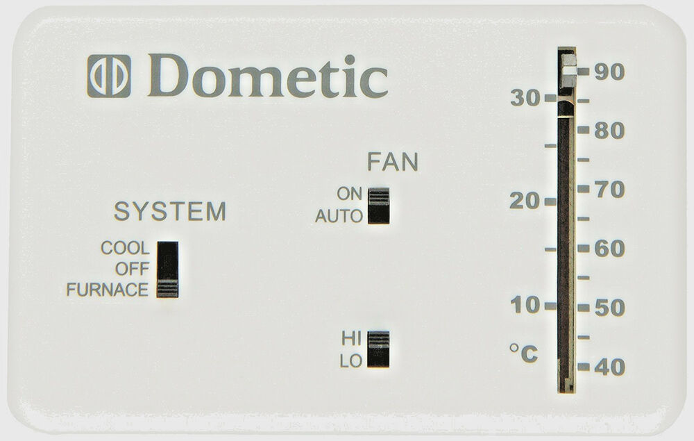 dometic duotherm heat cool thermostat analog. Black Bedroom Furniture Sets. Home Design Ideas