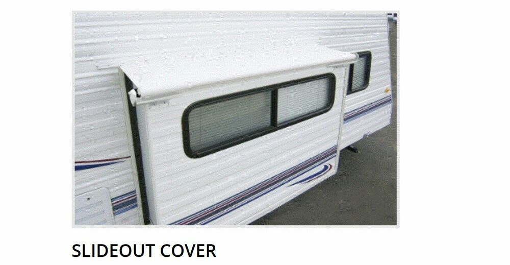 "RV Slide Out Awning Fabric slideout topper 200"" Universal ..."