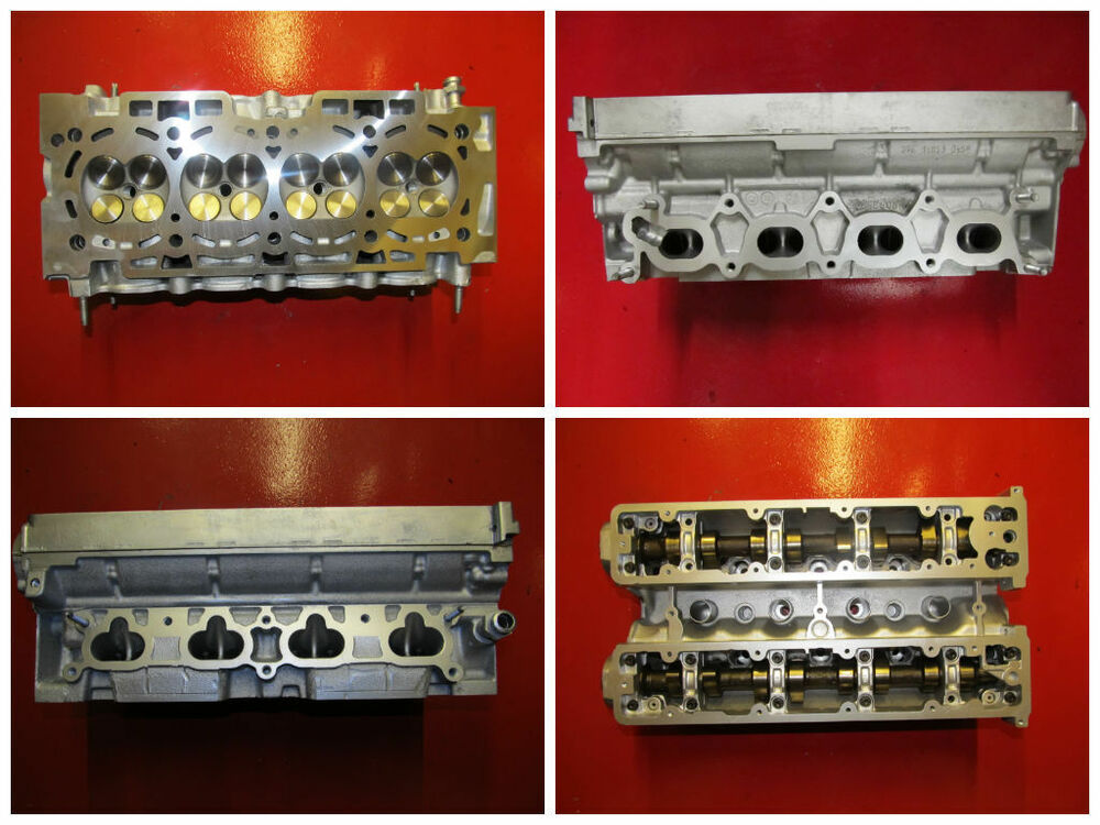 peugeot 406 206 307 607 2 0 16v fully re con cylinder head eo ebay. Black Bedroom Furniture Sets. Home Design Ideas