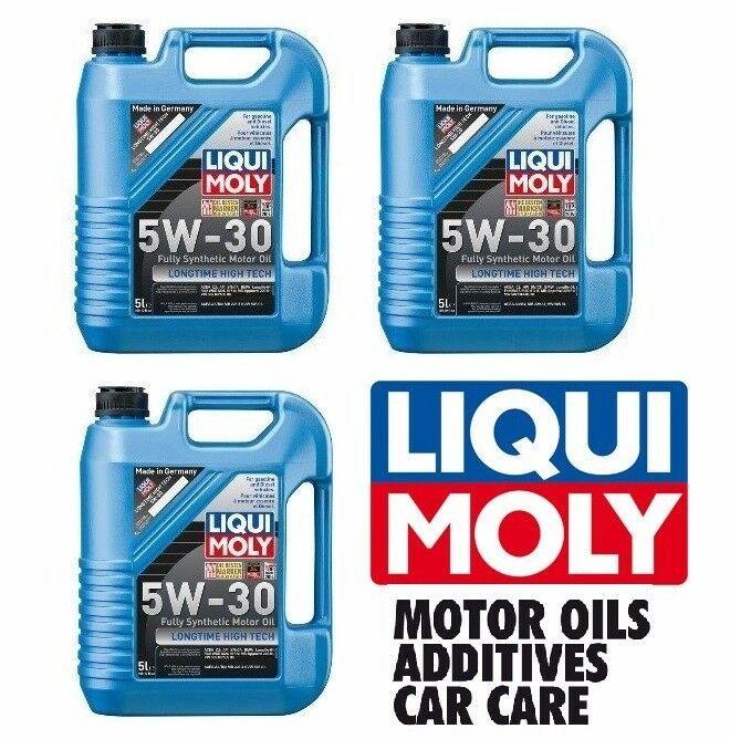 15 liters liqui moly 5w 30 low friction long life fully. Black Bedroom Furniture Sets. Home Design Ideas