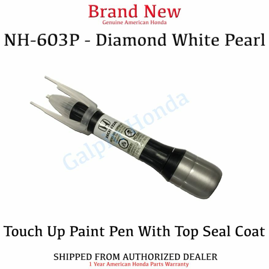 White Diamond Paint Touch Up