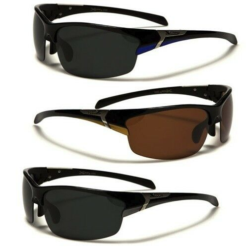 Polarized men 39 s wrap around fishing driving golf for Mens fishing sunglasses