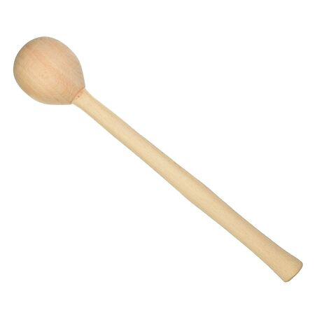 img-New Wooden Traditional potato masher mashed 29 cm long Solid Wood New