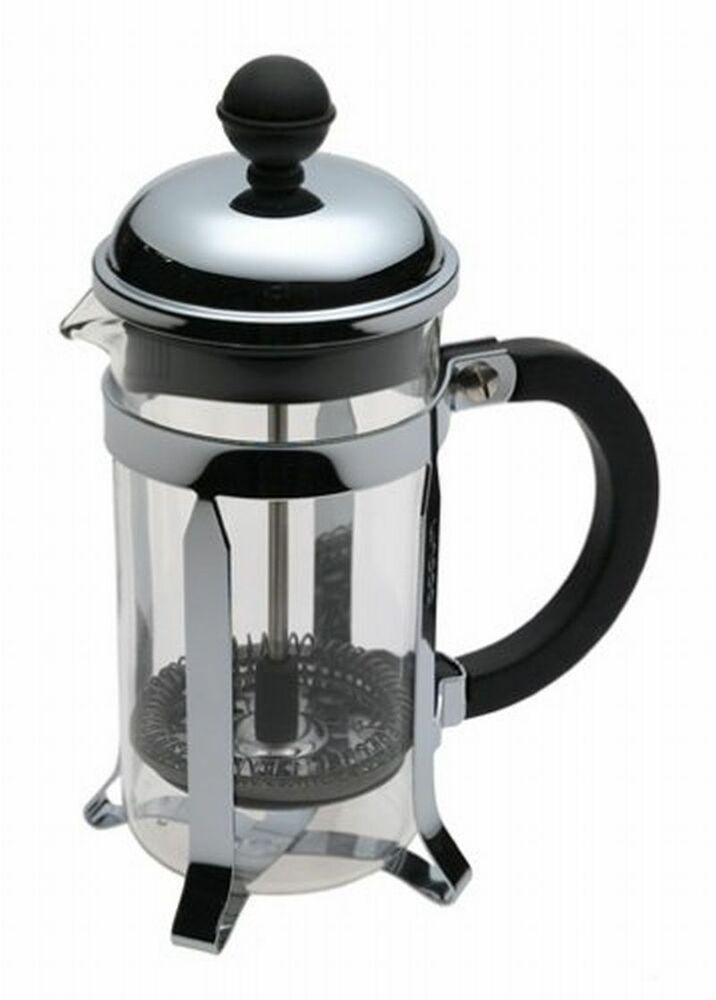 bodum chambord french press coffee maker 3 cup 12 oz nib ebay. Black Bedroom Furniture Sets. Home Design Ideas
