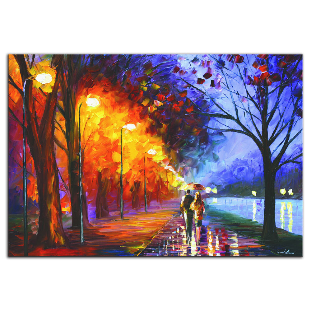 cool modern art colorful city park contemporary cityscape modern 2573