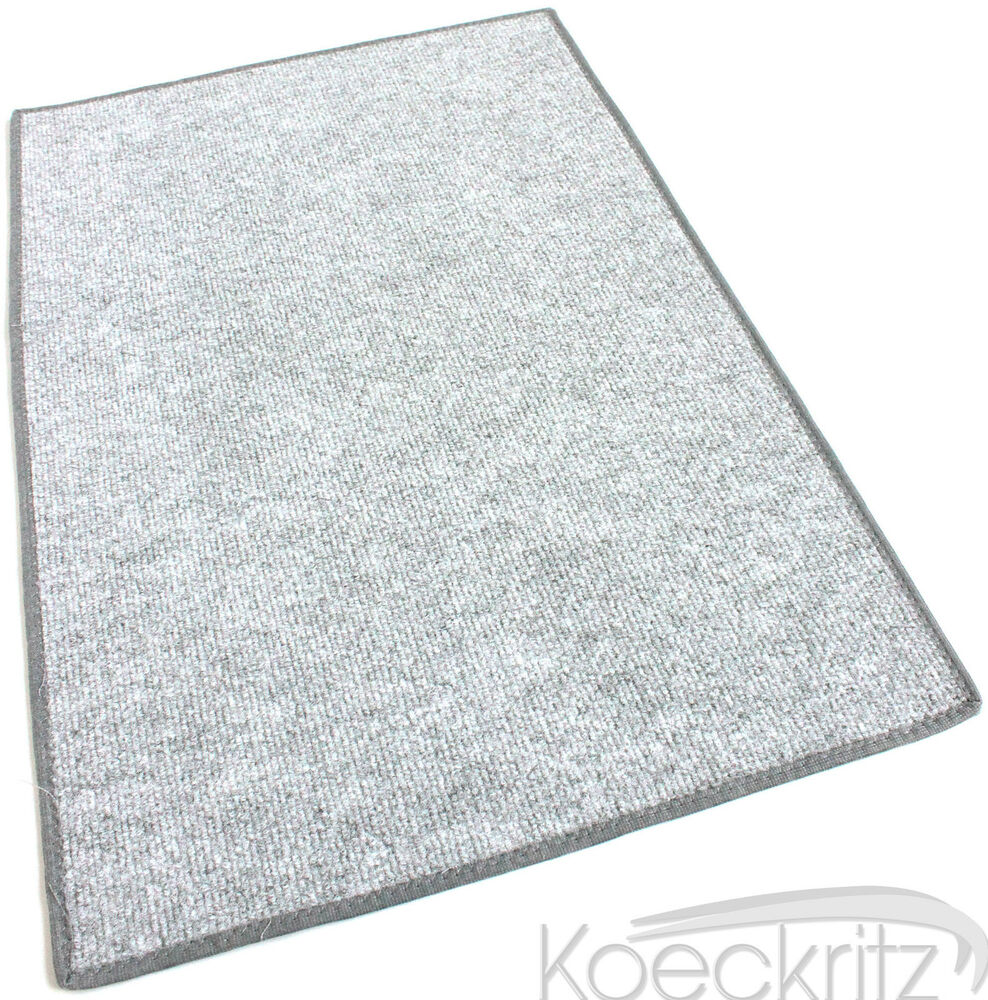 8x10 Indoor Outdoor Area Rugs: Misty Gray Indoor Outdoor Area Rug Carpet Non-Skid Marine