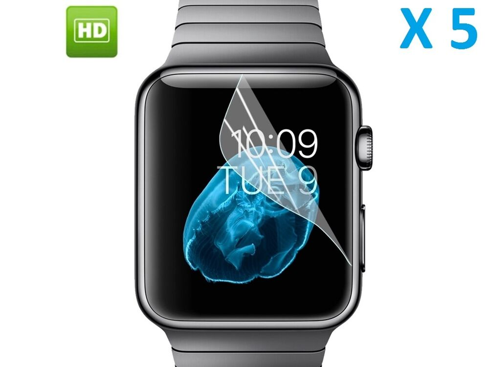 how to take scratches off apple watch screen
