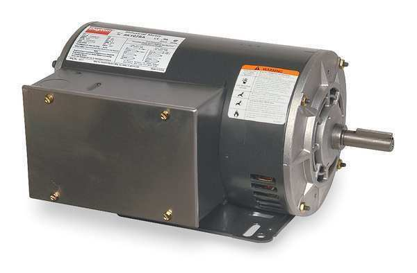 New dayton 2hp electric motor 115 208 230v single phase for 2 hp electric motor single phase