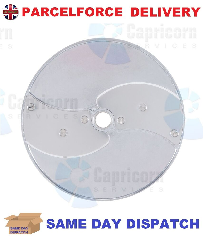robot coupe 28064 3mm slicer disc for cl50 cl52 cl55 cl60 r502 r652 ebay. Black Bedroom Furniture Sets. Home Design Ideas