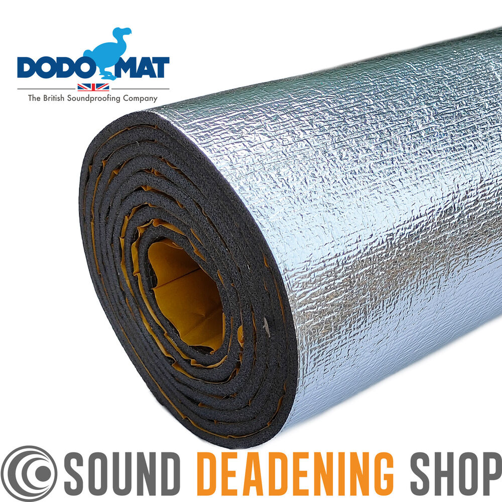 Dodo Van Insulation Liner 3m 178 Thermal Acoustic Sound