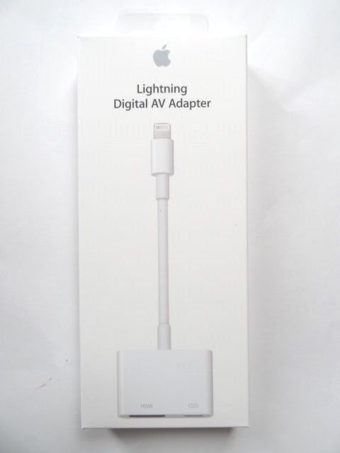 digital av adapter iphone 6 apple lightning digital av adapter to hdmi port for iphone 16860