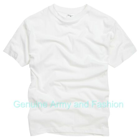 img-Army T Shirt US Combat Military Tactical Security Style Short Sleeve Top White
