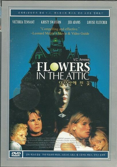 flowers in the attic new dvd ebay. Black Bedroom Furniture Sets. Home Design Ideas