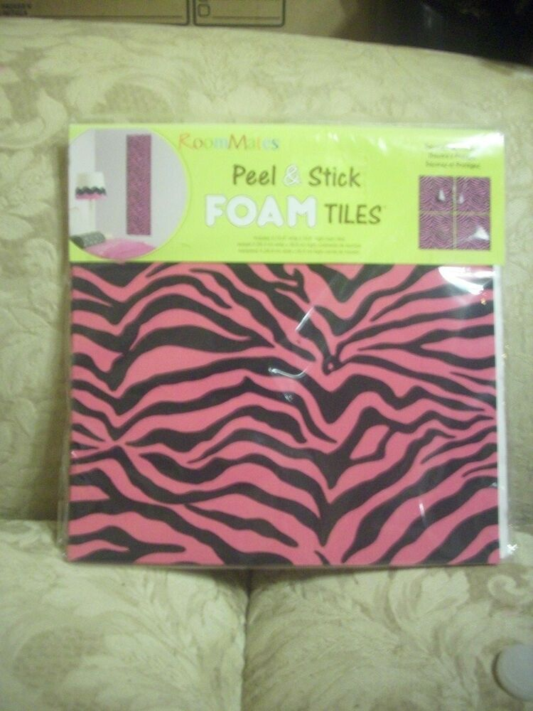 Room Mates Peel And Stick Foam Wall Tiles Ebay