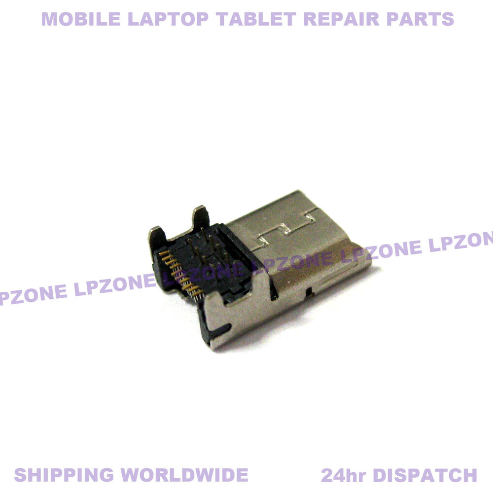 Hdmi micro display socket port connector asus transformer book t100 t100t t100ta ebay - Asus transformer t100 ports ...