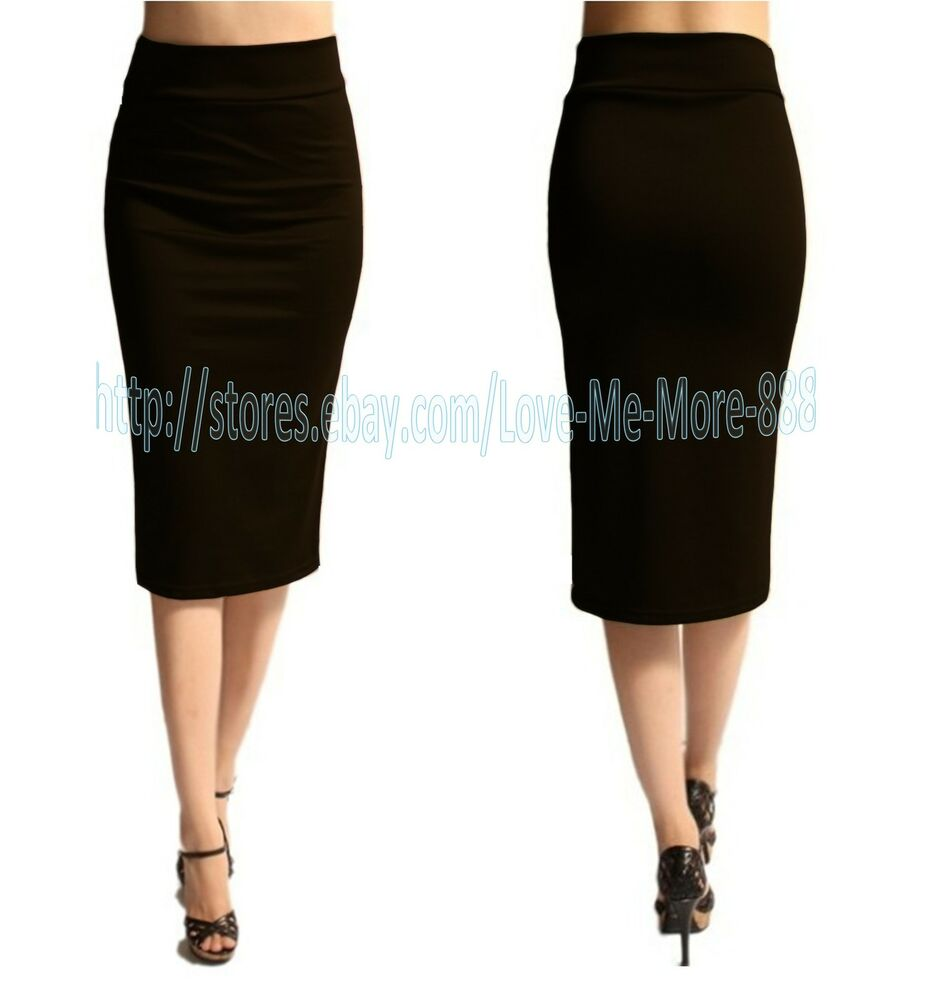 Cool High Quality Long Pencil Skirts Women Summer Fashion Maxi Skirt Long