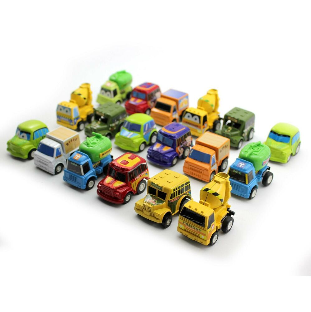 Small Toy Cars For Boys : New pcs classic boy girl truck vehicle kids child toy