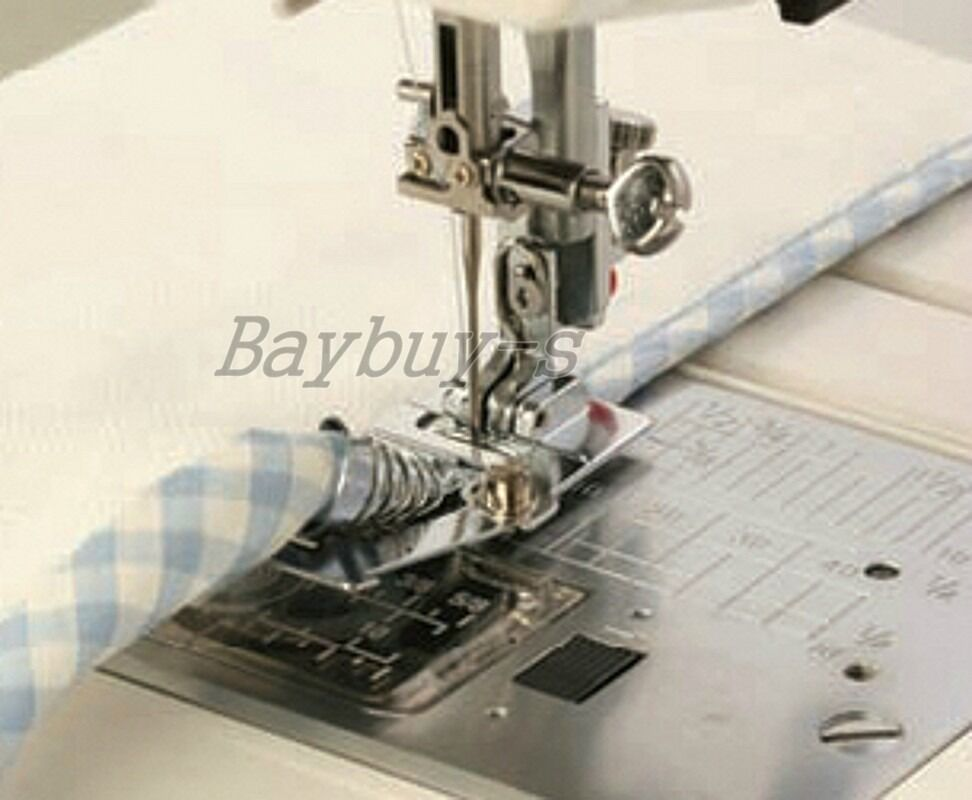 binding sewing machine foot