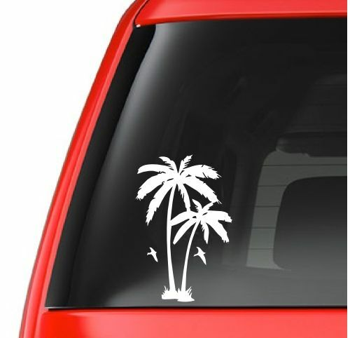 Palm Tree T1 Vinyl Decal Sticker Car Truck Laptop