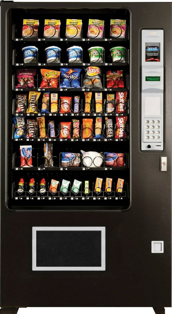 vendor vending machine