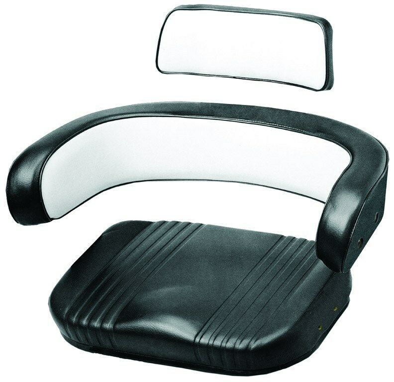 International 656 Seat : Piece seat cushion set ih international tractors